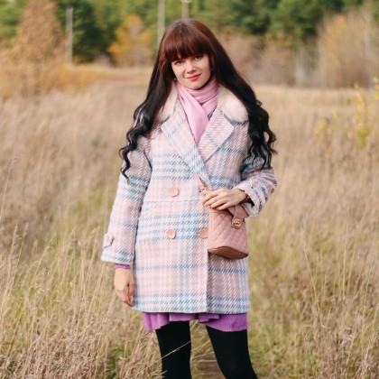 Любимое шерстяное пальто MISHOW