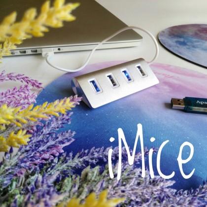 USB-концентратор от бренда iMice.