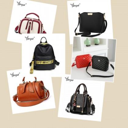 Подборка красивых сумочек бренда YBYT. Реальные фото: