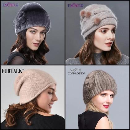 Подборка тёплых шапок. Три надёжных магазина и то, что мне понравилось.