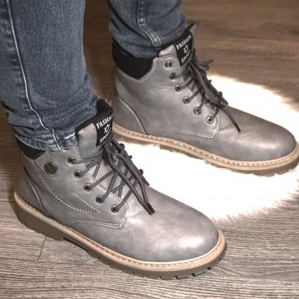 Годные ботинки за бюджетную стоимость, на вид выглядят дороже чем на самом деле.