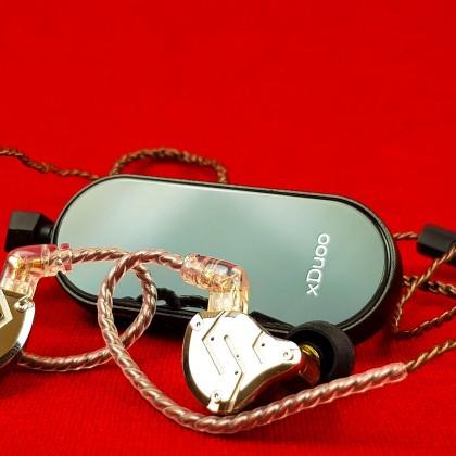 xDuoo XQ-25: портативный усилитель для наушников c ЦАП, Bluetooth 5.0 и NFC