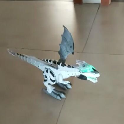 Роботизированный динозавр.
