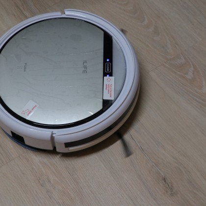 Робот пылесос iLife V50 - идеальное соотношение цены и качества. Купить пылесос всего за 6000 р.