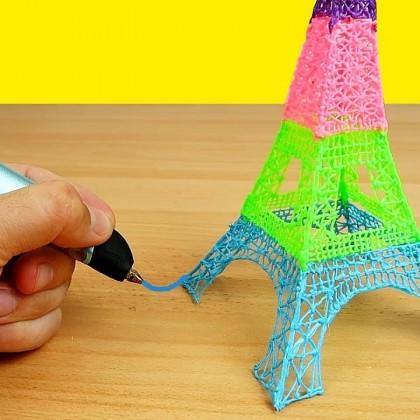 Отличный подарок для детей и взрослых: 3D-ручка