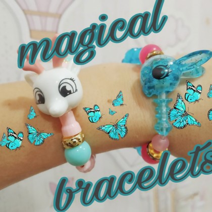 Magical bracelet