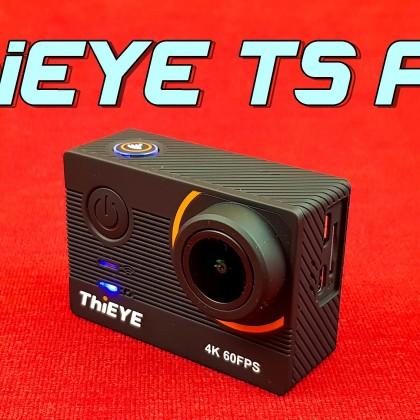 ThiEYE T5 Pro: обзор недорогой экшн камеры с 4K\60 FPS, сенсорным экраном и WiFi