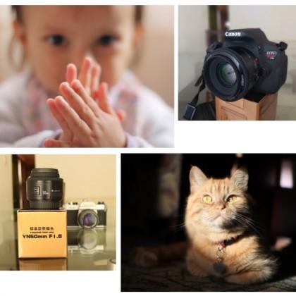 """Самые интересные предложения на портретные фотообъективы и """"секретные промокоды"""" Чёрной пятницы Али."""