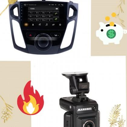 Видеорегистратор МARUBOX M620R и мультимедийный плеер - рекомендуемые товары в период Чёрной Пятницы