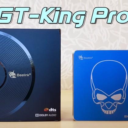 Beelink GT-King Pro: обзор флагманской ТВ-приставки на новейшем процессоре Amlogic S922X-H