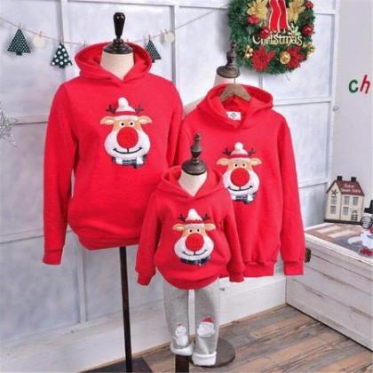 Теплые зимние новогодние свитера
