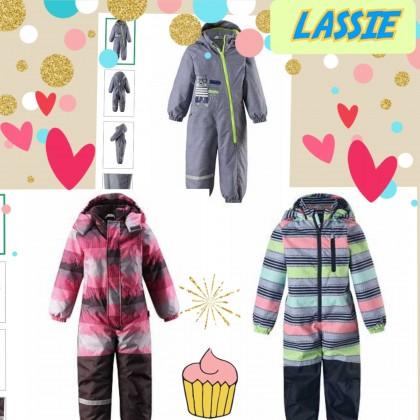 Подборка детских комбинезонов LASSIE из интернет-магазина lassieshop.ru
