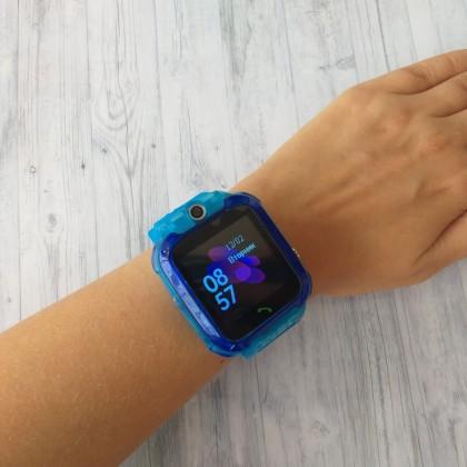 На заметку родителям! Смарт-часы S12 для деток с большим функционалом.
