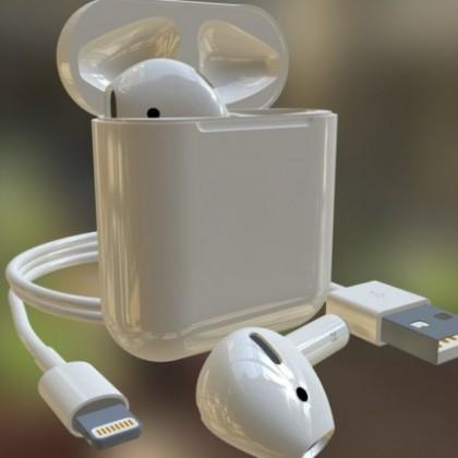 i80 TWS Original AirPods NUEVOS 2019 auriculares inalámbricos Bluetooth con control táctil