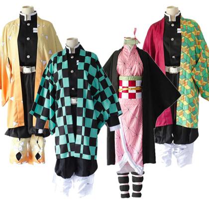 Аниме-костюмы с Алиэкспресс