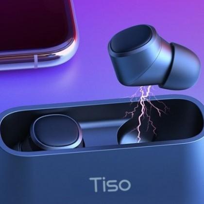 Súper Auriculares inalámbricos de Tiso