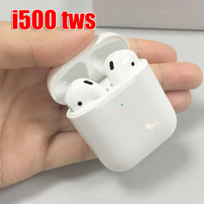 i500 TWS копия 1:1 AirPods 2  Bluetooth наушники