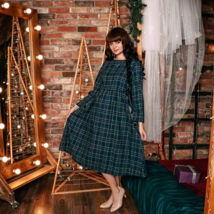 Женственное платье Alyaboomty