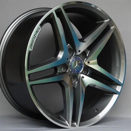 Колёсные диски из алюминиевого сплава AMG