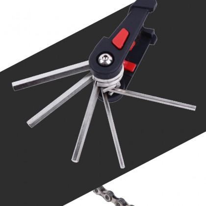 Набор инструментов для ремонта автомобиля PCycling 18 в 1