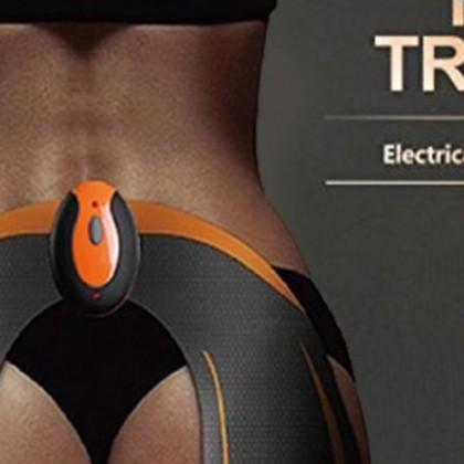 Estimulador muscular para as nádegas!