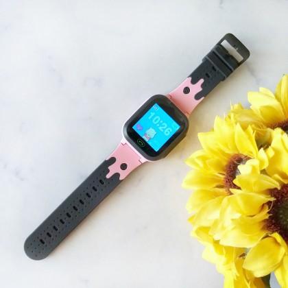 Смарт-часы для детей от E^Store. С камерой, сим-картой и SOS.