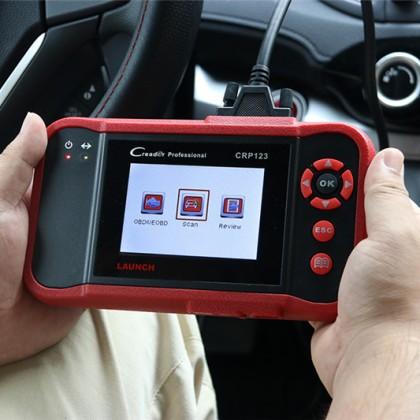 LAUNCH X431 CRP123 OBD2 автомобильный сканер