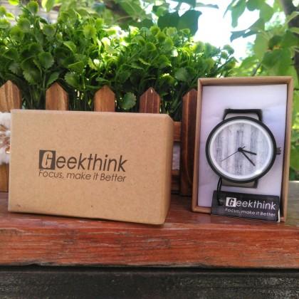 Женские кварцевые часы от бренда Geekthink.