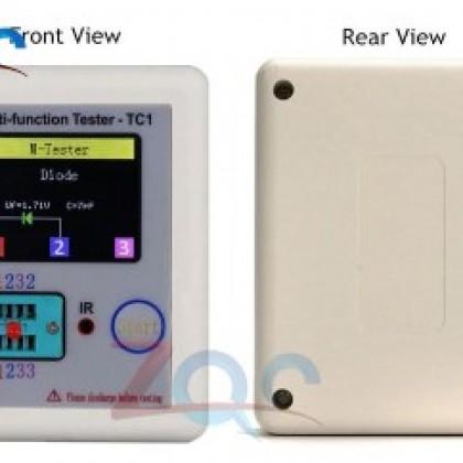 LCD Transistor Tester TFT Diode Triode Capacitance Meter.