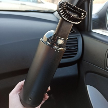 Беспроводной портативный пылесос для авто от Baseus