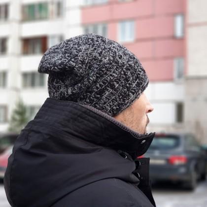Зимняя шапка отличного качества за 300 руб.