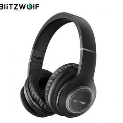 Обзор качественных и недорогих полноразмерных наушников BlitzWolf BW-HP0