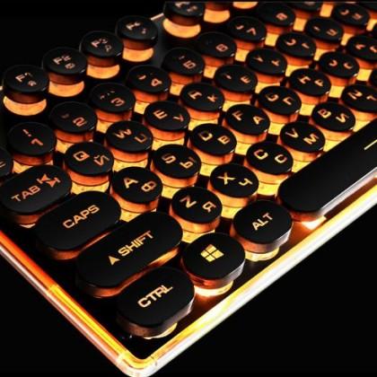 Крутая клавиатура - хороший подарок!
