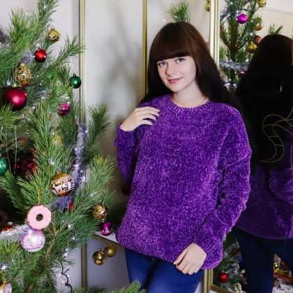 Мягонький свитер KarSaNY
