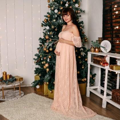 """Платье для фотосессии """"В ожидании чуда"""""""