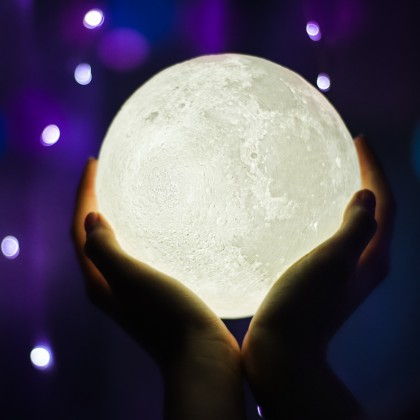 Ночник - Луна Foxanon