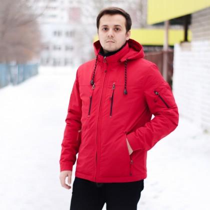 Качественная мужская куртка BlackLeopardWolf