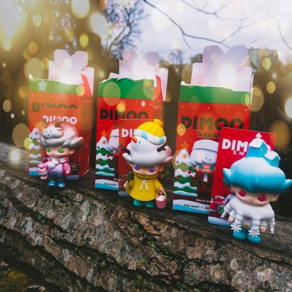 Коллекционные фигурки из официального магазина POPMART.