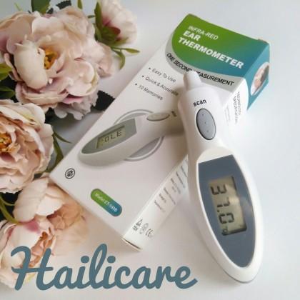 Инфракрасный ушной термометр от бренда Hailicare