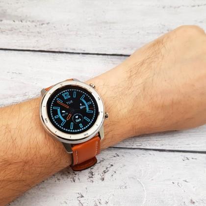 Доступные смарт-часы Scomas DT78 с круглым IPS-экраном и отличной автономностью