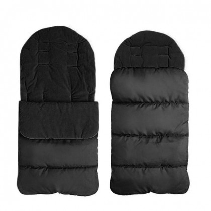 Зимняя универсальная муфта для, ног для малышей. Удобный фартук с пальцами, подкладка для коляски.