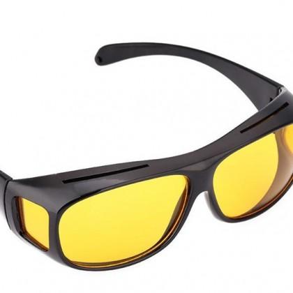 Очки для вождения автомобиля, поляризованные солнцезащитные очки ночного видения.