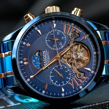 Мужские механические наручные часы с AliExpress