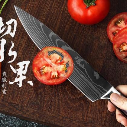 Топ лучших кухонных ножей с Алиэкспресс.
