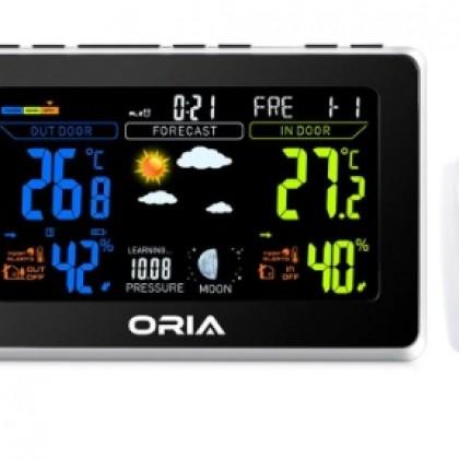 Термометр с беспроводным датчиком температуры.