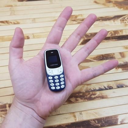 Самый маленький телефон в мире L8star BM10. Рубрика ДИЧЬ