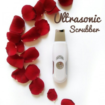 Ultrasonic Scrubber от beautygirl Store