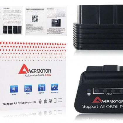 Автомобильный диагностический сканер OBD2