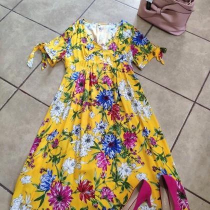 Vestido lines A