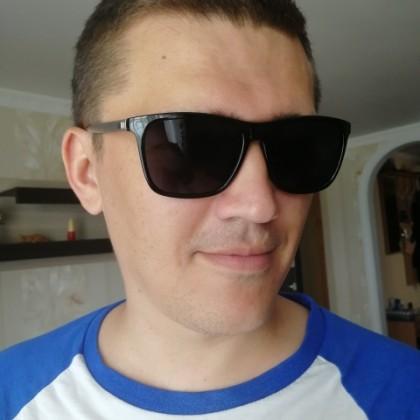 Мужские солнцезащитные поляризационные очки